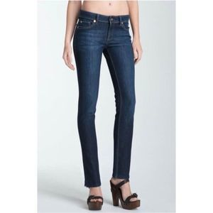 DL1961 Angel Mid-Rise Skinny Ankle Jeans